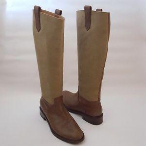 Dries Van Noten Riding Boots